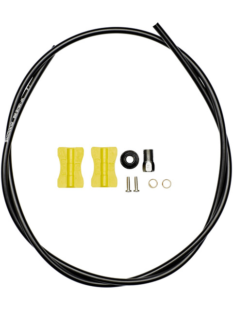Shimano SM-BH90-JK-SSR Road Disc Rem binnenkabel- & Behuizing zwart